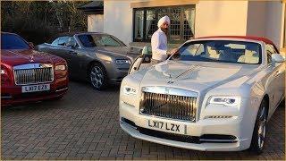 Reuben Singh's Luxury Car Collection.