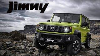 Suzuki Jimny (2019) On & Offroad, Exterior, Interior Official