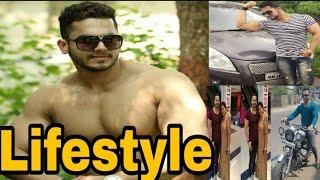 Rushabh Gaikwad(BodyBuilder)Lifestyle,Biography,Luxurious,Car,Bike