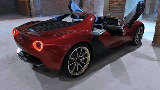 Best Concept Cars in the world 2019 Malvern