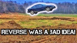 Pontiac SUNFIRE Car JUMP ATTEMPT FAILS!