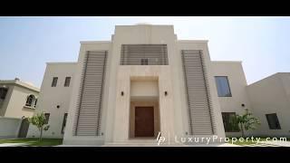 Luxurious Signature Villa on Palm Jumeirah