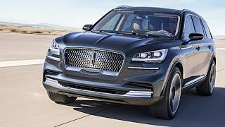 Lincoln Aviator 2019 - LUXURY, POWER, TECHNOLOGY, AND PLUG-IN HYBRID OPTION