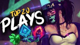 LoL Top 20 Plays Week #36 | League of Legends