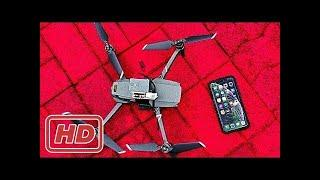 iPhone XS Max Drone Drop Test!