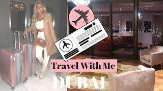 TRAVELING TO DUBAI! LUXURY DUBAI CONDO TOUR!