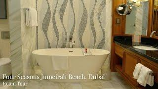 Four Seasons Jumeirah Beach Room Tour | Dubai Five Star Hotel | Lux Life
