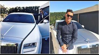 Cristiano Ronaldo's Luxury Car Collection.