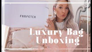 UNBOXING MY DREAM SPRING HANDBAG // & Farfetch Luxury Haul //