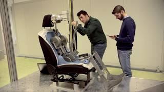 Seat Factory: car seats testing