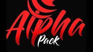 Alpha Pack photo shoot
