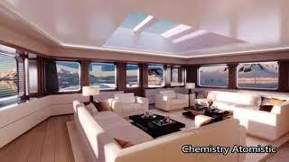 Damen SeaXplorer 75 design luxury SuperYacht