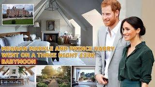 Meghan and Prince Harry went on a three-night £33k in luxury hotel  before arrival of the royal baby