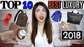 TOP 10 BEST LUXURY PURCHASES OF 2018 | ???? ???? ???? ???? ???? | CHARIS ❤️