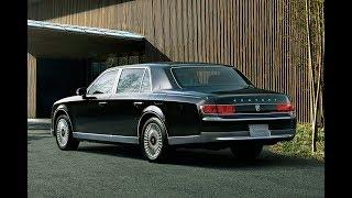 2018 Toyota Century Luxury Car