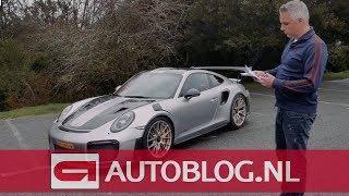 ALLES over de 2018 Porsche 911 GT2 RS