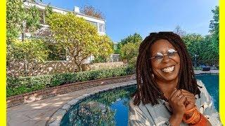 Whoopi Goldberg House Tour $8800000 Mansion Luxury Lifestyle 2018
