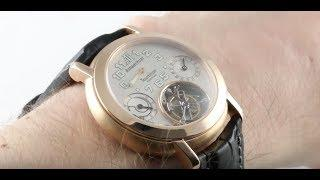 Audemars Piguet Jules Audemars Tourbillon 150th Anniversary  25964OR.OO.D02CR.01 Luxury Watch Review