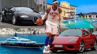 NBA Superstar Carmelo Anthony's Luxury Lifestyle 2018