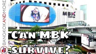 Can MBK Survive In 2019? Cheap Shopping In Bangkok vs Luxury Shopping