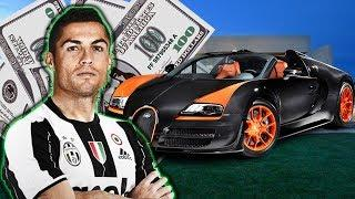 Cristiano Ronaldo Luxury Lifestyle | Bio, Family, Net worth, Earning, House, Cars