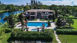 Extraordinary Boca Raton waterfront home - Florida's luxury entertaining lifestyle