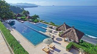 Amankila, most PHENOMENAL resort in Bali (Indonesia): full tour