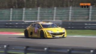 Renault Mégane V6 Trophy pure Sound Spa Francorchamps