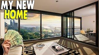 My NEW HOME with Luxury Views & Perks | Change A Homeless Survival Experience Gameplay