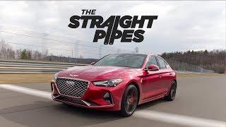 2019 Genesis G70 Review - Road, Track, and Autocross