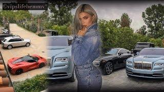 Kylie Jenner Luxury Cars Collection & Net Worth 2019