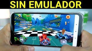Descarga Nuevo! Crash Bandicoot Nitro Kart 3D SIN EMULADOR Para Android 2019!