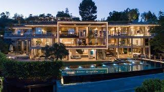 $88,000,000 Extraordinary Property! Bel-Air's newest mega mansion