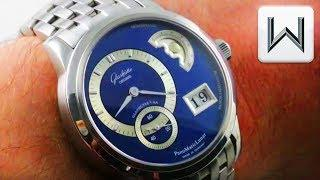 Glashutte Original Panomatic Lunar (90-02-24-02-04) Luxury Watch Review
