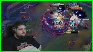 Pinkward Lost His Poker Face After This Play - Best of LoL Streams #663