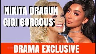 NIKITA DRAGUN EXPOSES GIGI GORGEOUS VICTORIA SECRET DRAMA