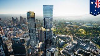 Australia constructing 100-floor luxury high rise - TomoNews