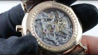 Breguet Classique Chronograph (Lemania) 5247BR/29/9V6 Luxury Watch Review