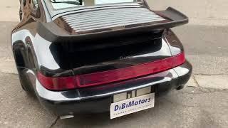 PORSCHE 964 TURBO 3.3 BY DIBIMOTORS LUXURY CARS