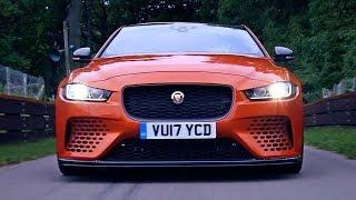 Jaguar XE SV Project 8 (2018) -  The FASTET Monster in Completion