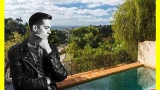 G-Eazy House Tour $1750000 Hollywood Hill Expensive Luxury Lifestyle 2018