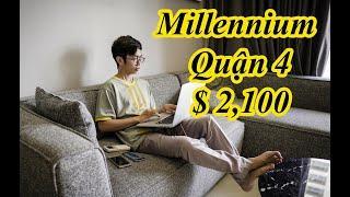 Review căn hộ cao cấp 3 PN Millennium $2100 - LUXURY APARTMENT