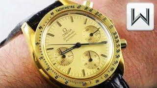 Omega Speedmaster Chronograph Automatic (1750.032) Luxury Watch Review