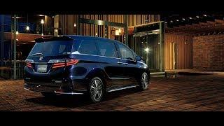 2019 Honda Odyssey Next Generation Advanced Interior Exterior Sporty Luxurious