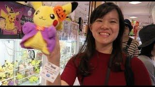 CATCHING STUFF IN OSAKA! Vlog #538 S2 (17.10.18)