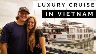 Halong Bay LUXURY OVERNIGHT CRUISE | Day 2