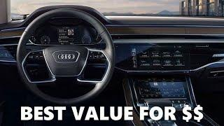 9 Best Car Interiors for the Money : Cheap Luxury Money Can Buy 2019