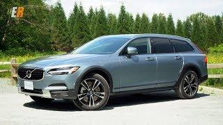 2018 Volvo V90 Cross Country - Who Needs an SUV with this Wagon?