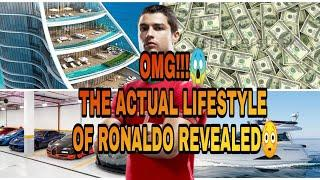 Cristiano Ronaldo's luxury lifestyle 2019 - Salary, Networth , Car collections, girl friends, etc .