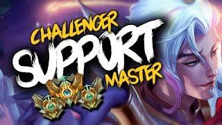 Challenger /w Master Tier SUPPORT MONTAGE | League of Legends